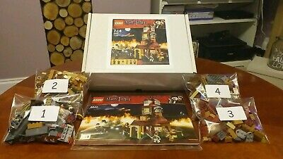 LEGO Harry Potter 4840 The Burrow - complete, bagged, instructions, gift box