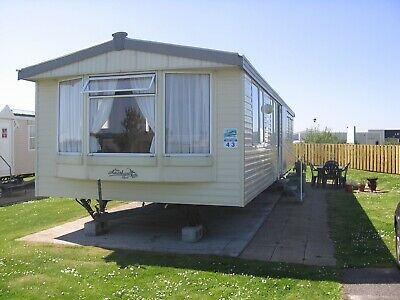 Blue Dolphin Caravan Holiday Rent/Hire - 7 Nights - Sat 1st August 2020