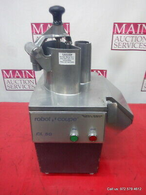 Robot Coupe CL50 Countertop Commercial Food Processor