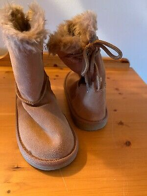 BNWT Girls Soft Boots, Size 10, M&Co