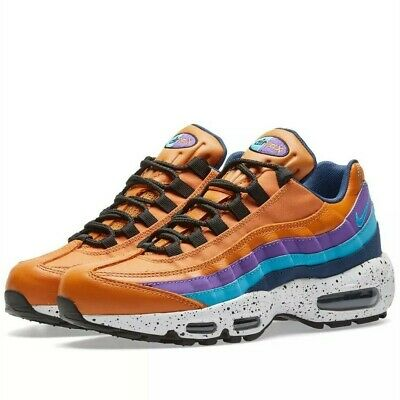 Nike Air Max 95 - PRM - Monarch - Size 7 UK - Authentic Mens Trainers