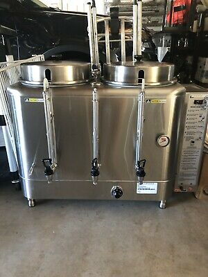 Curtis RU-600  Twin 6 Gallon Coffee Urn Brewer