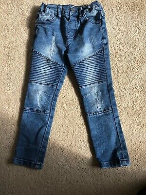 Primark  4-5 Years Blue Jeans