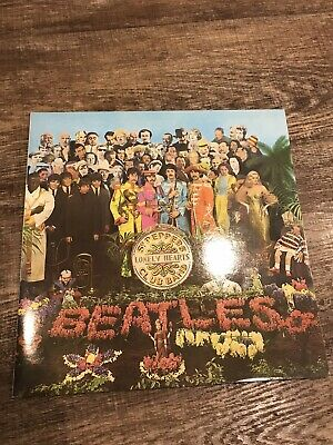 """Beatles """" Sgt Peppers Lonely Hearts Club Band"""