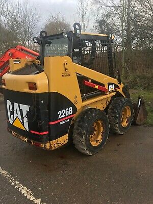 Cat 226b Skid Steer