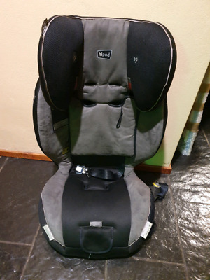 HiPod booster seat grey/black - no accidents