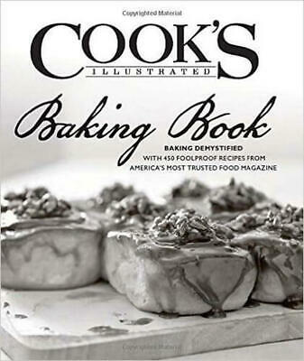 The Cook's Illustrated Baking Book - electronic book