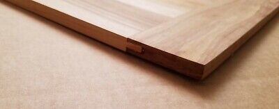 CUTTING board Charcuterie server Solid Hickory wood handmade in USA