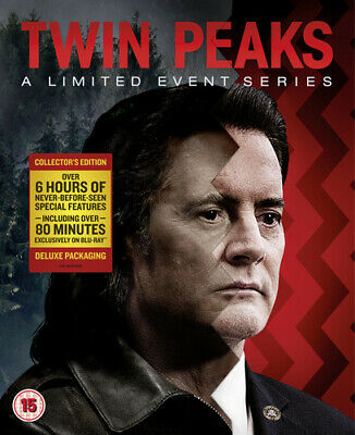 Twin Peaks: A Limited Event Series Blu-ray (2017) Kyle MacLachlan cert 15 8
