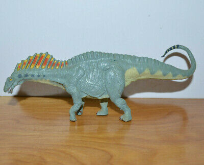 Vintage Battat Amargasaurus Dinosaur Figurine Action Figure Toy 1994