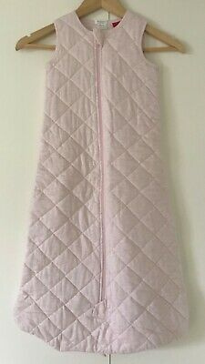 Purebaby sleeping bag, new without tags, size 12-24 months, 100% organic cotton
