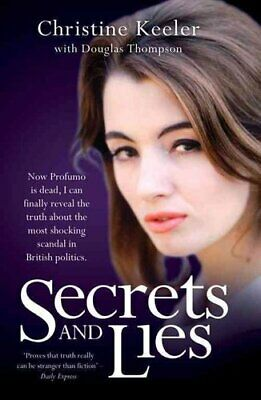 Secrets and Lies by Christine Keeler 9781782198963 | Brand New