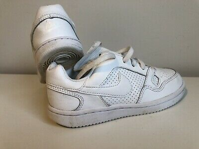 Nike Air Force 1 Trainers Childs Uk12 Unisex Kids nike AF1 Vgc 👀 Fast Post