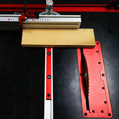 Electric Circular Saw Flip Cover Insert Plate Guard Protection For Table Saws