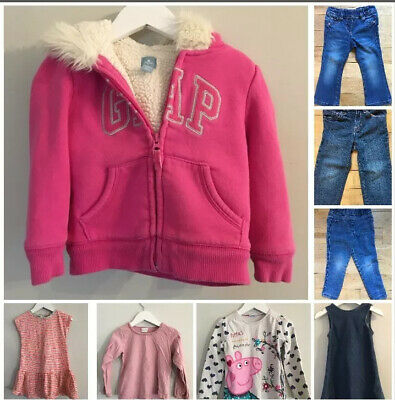 Bundle Of Preowned Girls clothes 3 years.  Gap, Next