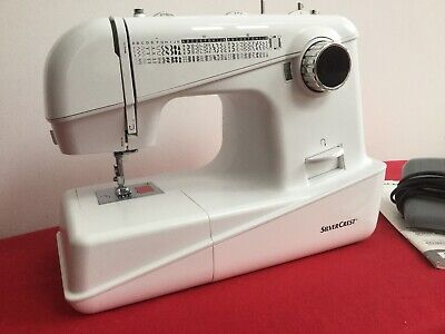 Sewing machine Silvercrest SMND33. With 33 Stitch Functions. Excellent Condition