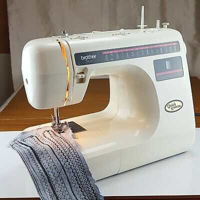 Brother Brother PS-3 Sewing Machine. Fully Serviced, Guaranteed, Threaded Ready