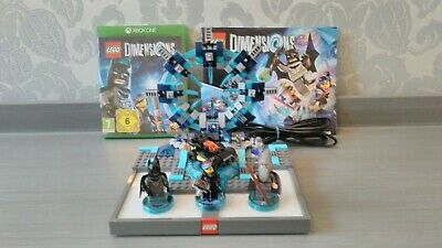 Lego Dimensions Xbox One Starter Pack Complete