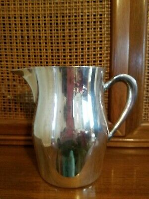 Academy Silver On Copper Pitcher  No. 15