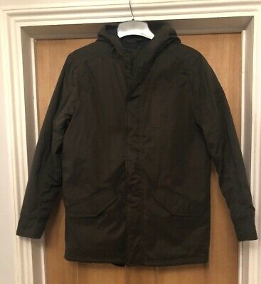 Boys Abercrombie And Fitch Coat  Age 13/14 BNWT