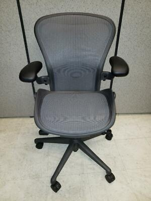Herman Miller Aeron Remastered Office Chair - Model B Open Box