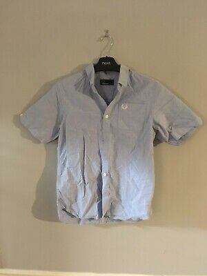 Fred Perry Shirt For A 12 To 14 Year Old