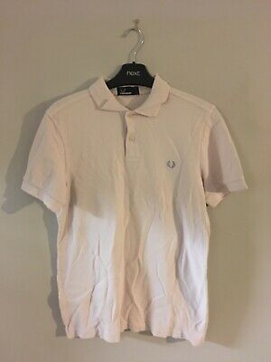 Fred Perry Polo Shirt 12 To 14 Year Old