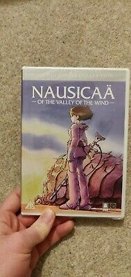 Studio Ghibli Collection Nausicaa The Valley of The Wind DVD NEW FACTORY SEALED