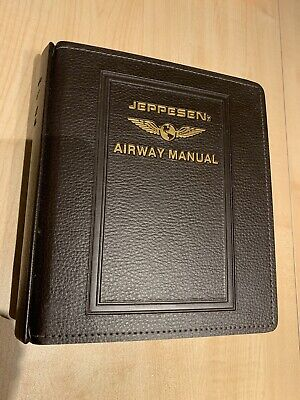 Jeppesen Airway Manual - Student Pilot Route Manual for EU Aircrew Regulation