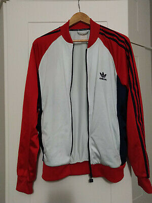 Vintage Adidas Tracksuit Top, Medium, Good condition