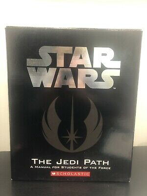 Star Wars The Jedi Path A Manual For Students Of The Force Edition Unopened