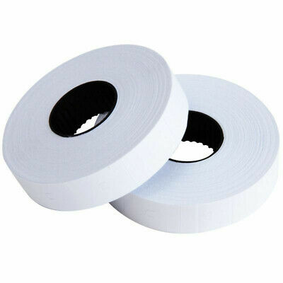 10pcs Roll Retail Price Machine Sticker Label Paper Tag Refill For Supermarkets
