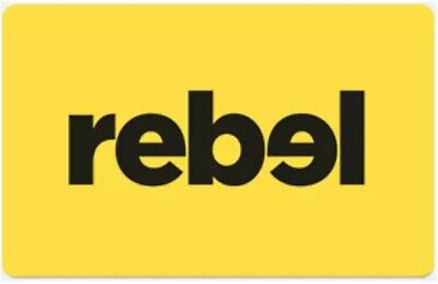 Rebel Sport Gift Card $150 - physical or photo delivery