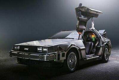 20A156 Hot New Back to the Future 2 Movie Art Poster Silk Deco 12x18 24x36
