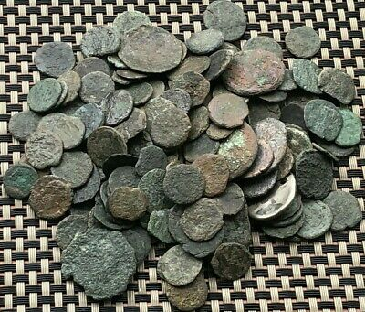 Lot 150 Ancient Roman Imperial And Provincial Bronze Coins