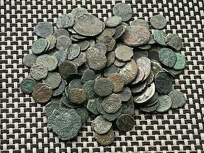 Lot 130 Ancient Roman Imperial And Provincial Bronze Coins