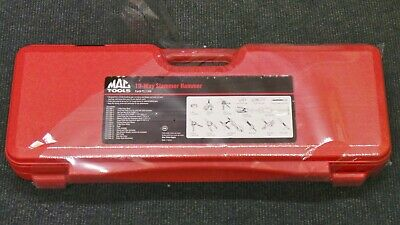 Mac Tools 10 Way Slammer Hammer Puller Kit / Set & Carry Case - NEW (PS1190A)