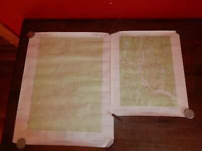 US Geological Survey Topography Maps of New Hampshire Lot of 2 Mt Moosilauke NH