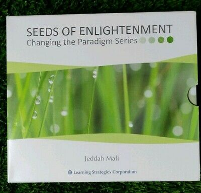 Seeds of Enlightenment Changing the Paradigm Series by Jeddah Mali Rare 6 CD SET