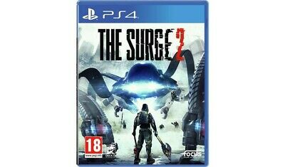 The Surge 2 on PlayStation 4