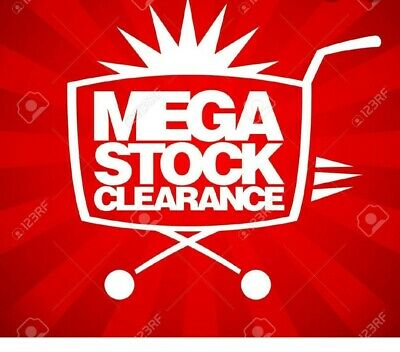 Mixed Uk  BRAND NEW ITEMS  Ex Retail Stock Clearance Sale OVER 10000 item