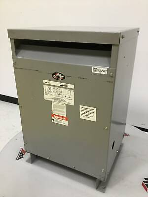 FEDERAL PACIFIC 45 kVA Transformer T242T45S Used #95287