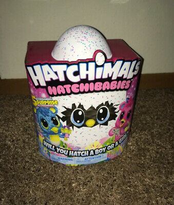 Hatchimals HatchiBabies Ponette Hatching Egg Boy or Girl New! Hatchimal