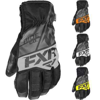 FXR Racing F19 Octane Kids Winter Sports Skiing Snowboarding Snowmobile Mitts