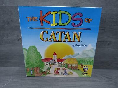 The Kids of Catan Mayfair Games 2003 Board Game Complete