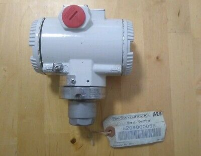 ABB 264HSPS Pressure Transmitter, Factory Recalibrated