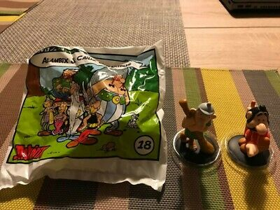 Figurines Astérix Mc Donald Happy Meal 2019 / Neuf sous blister / N°18