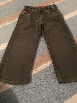 Boys Joules Trousers Age 4