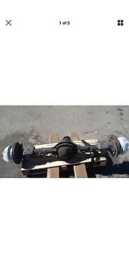 Iveco Daily RECONDITIONED 35s12 Twin Wheel Rear Axle / Differential,