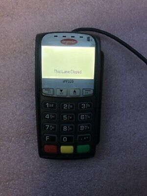 Ingenico iPP320 Credit Card Terminal